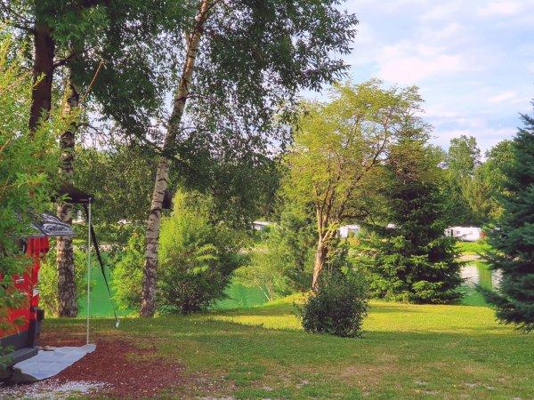 Hundefreundlicher Campingplatz – Camping Murinsel (Stmk.)
