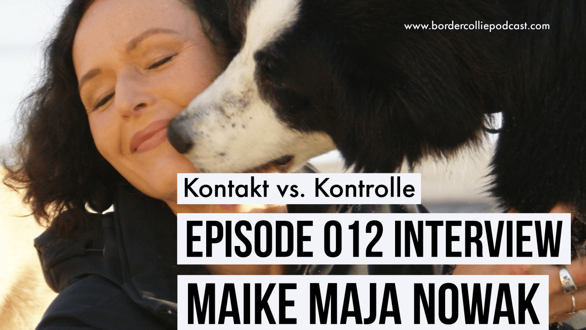 Interview MAIKE MAJA NOWAK – Podcast Episode 012