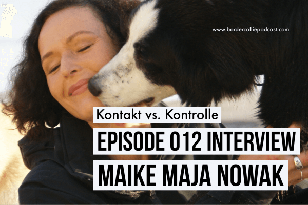 Interview MAIKE MAJA NOWAK – Podcast Episode 012